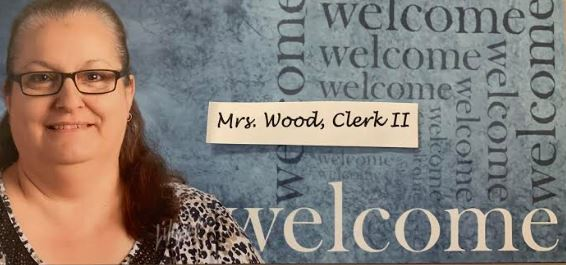 Ms. Wood, Clerk 2